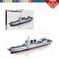 Конструктор SLUBAN M38-B0700 військовий корабель