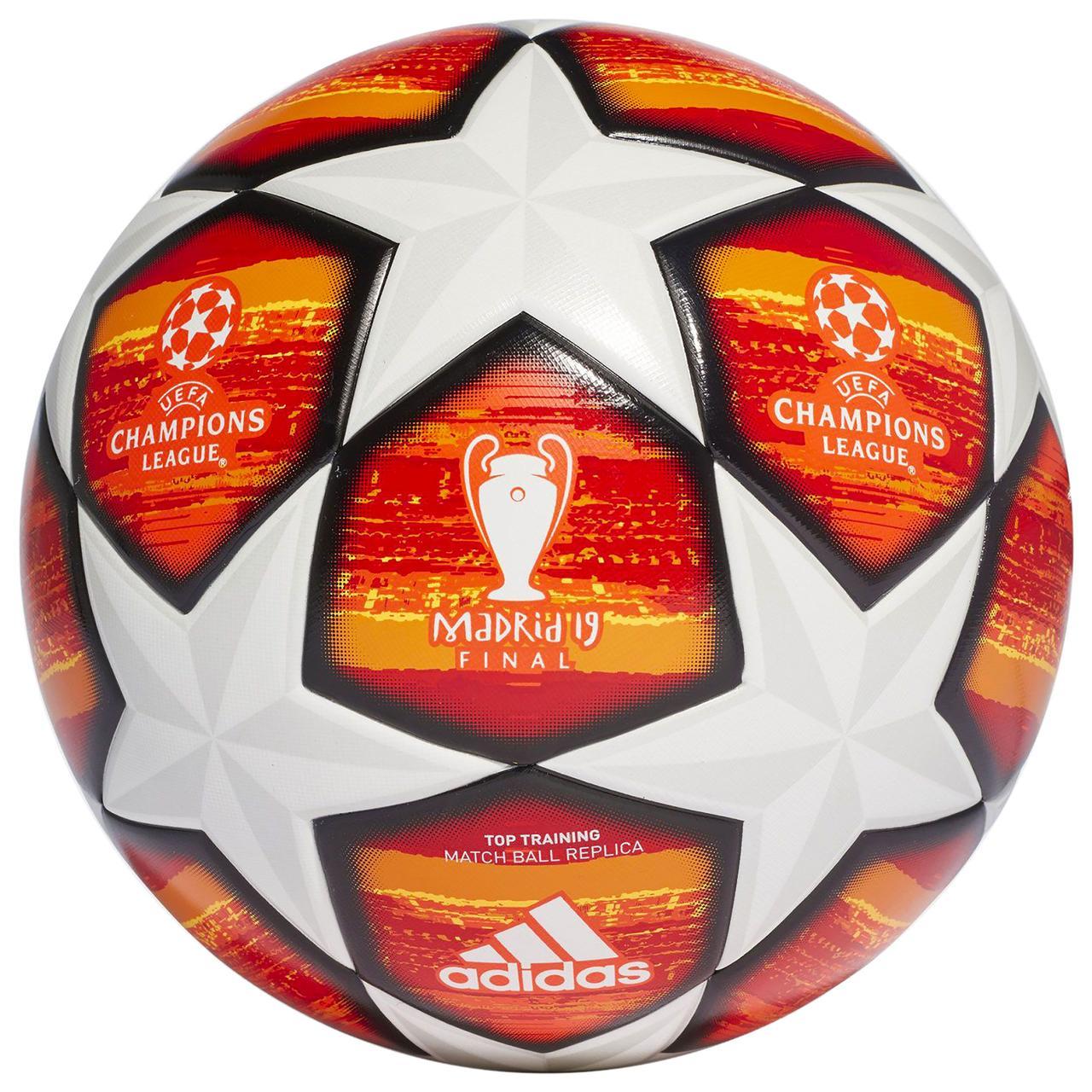 Мяч для футбола Adidas Finale Madrid 2019 (размер 5)