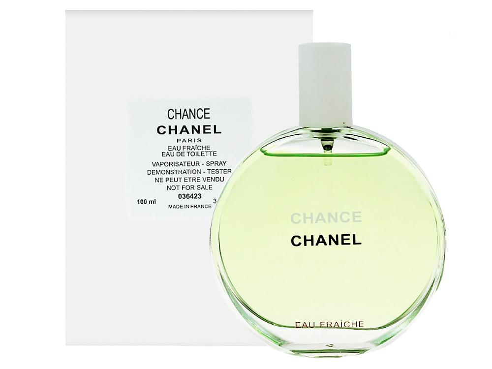 Тестер жіночий Chanel Chance Eau Fraiche, 100 мл