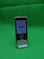 Мобильный телефон Nokia 6300 копия Стальной (Б/У)
