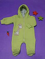 Детские Человечки Комбинезоны Для Новорожденных 1 - 3 мес