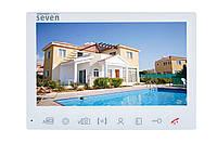 Видеодомофон AHD Seven DP-7575FHD white, фото 1