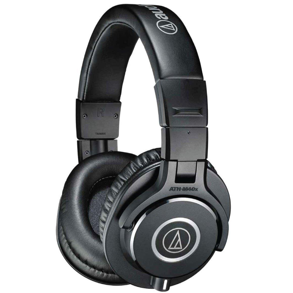 Навушники накладні студійні Audio-Technica ATH-M40X