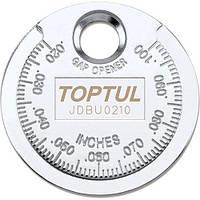 Приспособление типа монета 0,6-2,4 мм TOPTUL JDBU0210