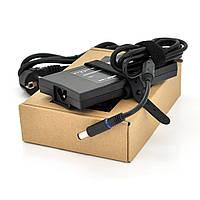 Блок питания MERLION для ноутбука DELL SLIM 19.5V 4.62A (90 Вт) штекер 7.4*5.0 мм, длина 0,9м + кабель питания