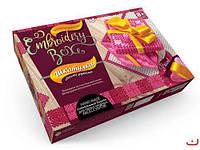 Набор для творчества  Шкатулка Embroidery Box: Present