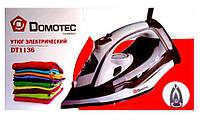 Утюг Domotec DT-1136 Керамическая подошва