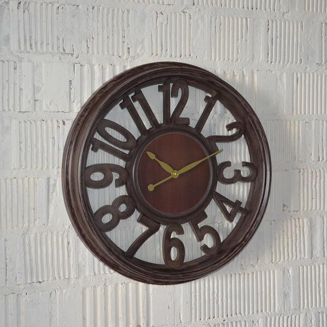 Настенные часы под старину (фото)