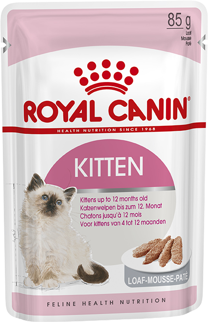 Корм для котят Royal Canin KITTEN LOAF 0,085 кг
