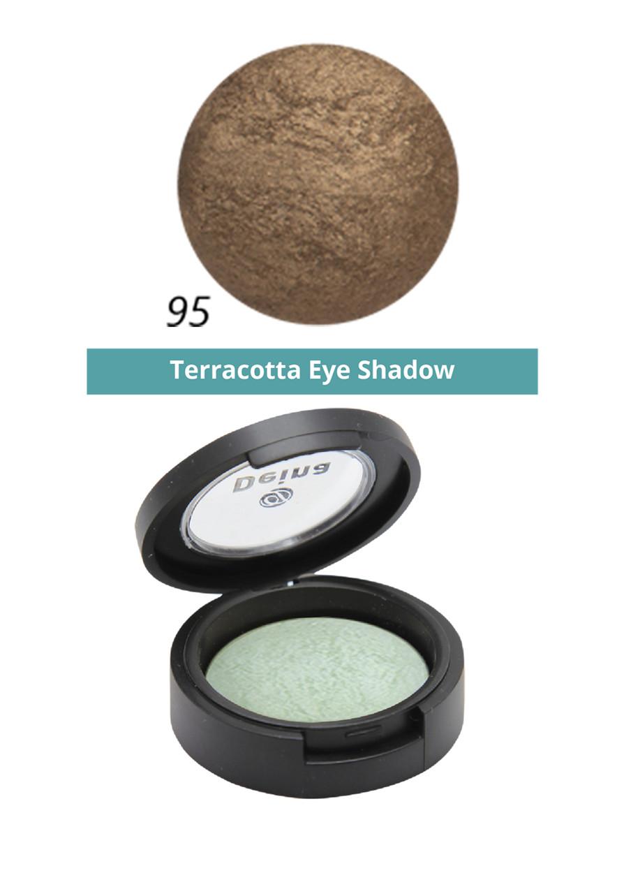 Тіні для повік - Terracotta Eye Shadow Deina