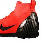 Детские футбольные сороконожки Nike Superfly 6 Club CR7 TF (AJ3088 600) - Оригинал, фото 2