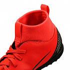 Детские футбольные сороконожки Nike Superfly 6 Club CR7 TF (AJ3088 600) - Оригинал, фото 3