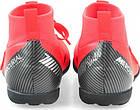 Детские футбольные сороконожки Nike Superfly 6 Club CR7 TF (AJ3088 600) - Оригинал, фото 5