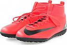Детские футбольные сороконожки Nike Superfly 6 Club CR7 TF (AJ3088 600) - Оригинал, фото 7