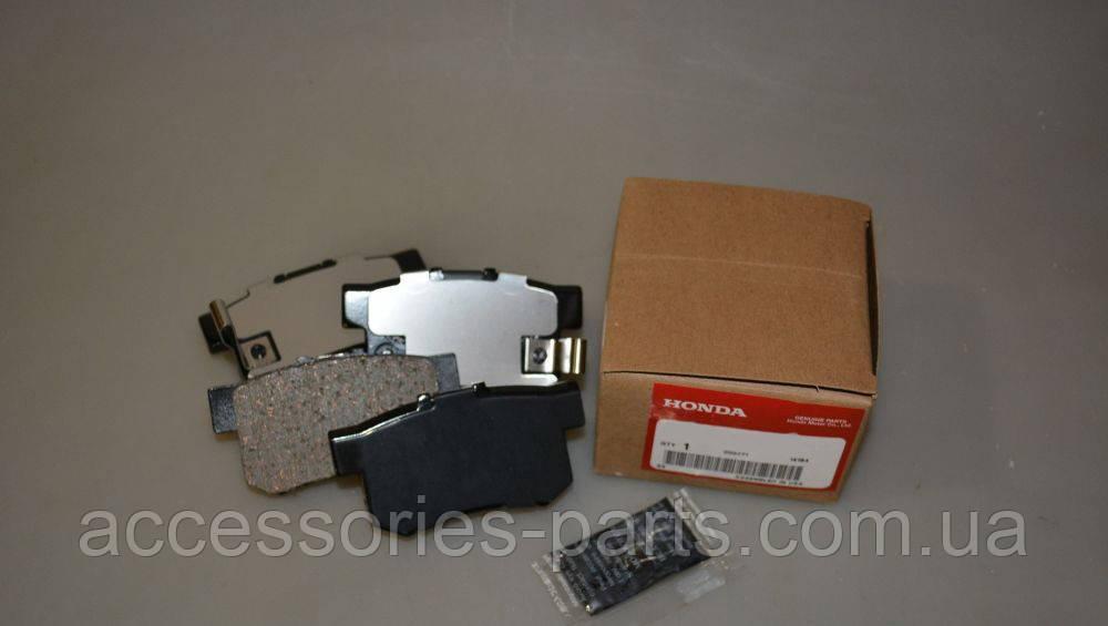 Колодки тормозные задние дисковые Acura Mdx 07-2013 Новые Оригинальные