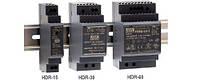 Импульсный блок питания HDR-30-24 30Вт/24В