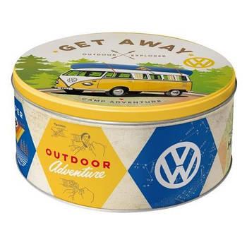 Коробка для хранения Nostalgic-Art VW Bulli - Let Get Away (30601)