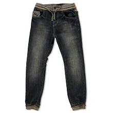Демисезонные детские джинсы для мальчика MEK Италия 163MHBF004 синие