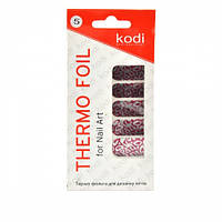 Термо-фольга для дизайна ногтей KODI 05