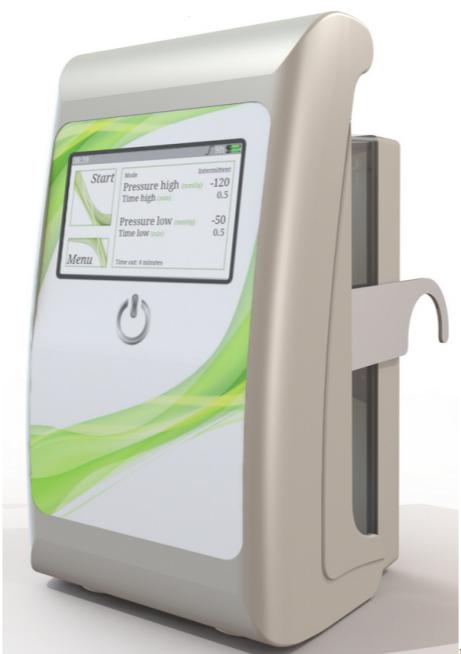 Exsudex XL 900ml - Аппарат (помпа) для вакуумной терапии ран (NPWT)