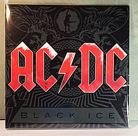 CD диск AC/DC - Black Ice, фото 1