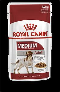Корм для собак средних пород Royal Canin MEDIUM ADULT 0,14 кг