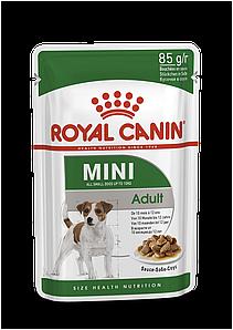 Корм для собак мелких пород до 12 лет Royal Canin MINI ADULT 0,085 кг