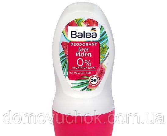 Кульковий антиперспірант BALEA  Love Melon 50 ml