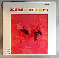 CD диск Stan Getz & Charlie Byrd - Jazz Samba