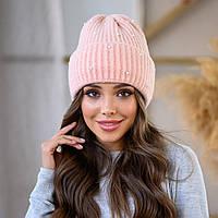 Женская шапка LaVisio 531-032 Розовый