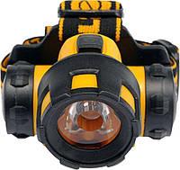 Налобный светодиодный фонарь Vorel 88673