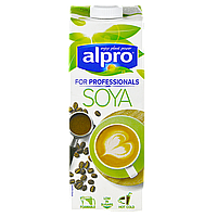 """Молоко """"Алпро""""растительное из СОИ 1л Профешнл, 12шт/ящ"""