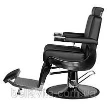Парикмахерское мужское кресло BARO, фото 3