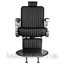 Парикмахерское мужское кресло BARO, фото 2