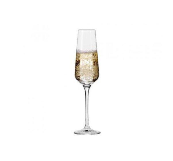 Набор бокалов для шампанского Krosno Sensei Obsession 180 мл 6 шт F579917018001010