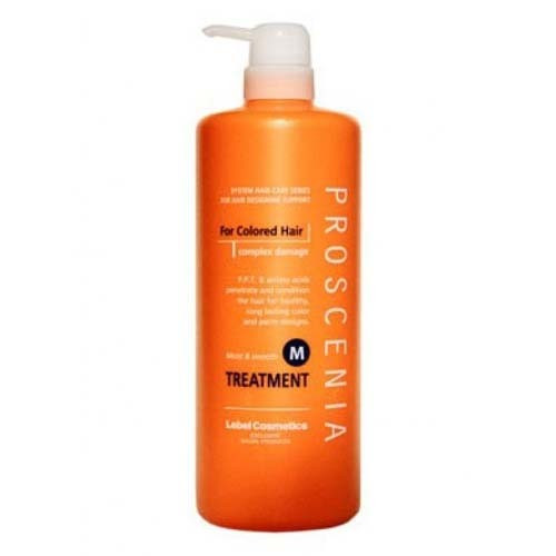 """Маска для волос """"Увлажнение и мягкость"""" Lebel Proscenia Treatment M 1000 мл"""