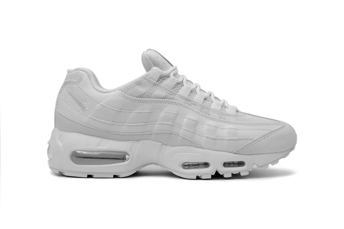 "Кроссовки Nike x Stussy Air Max 95 ""White"""