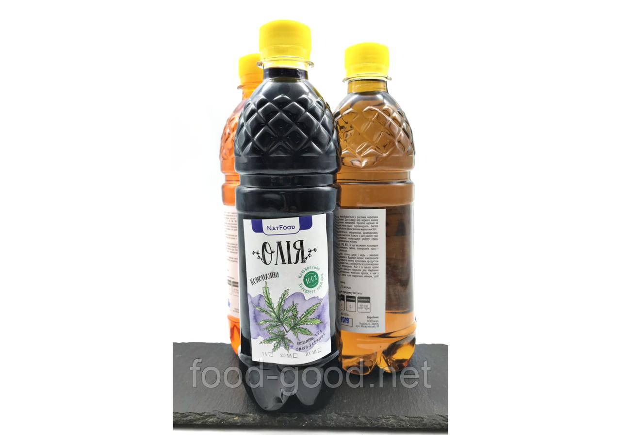 Конопляне масло, 500мл