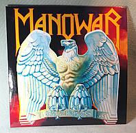 CD диск Manowar - Battle Hymns