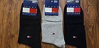 """Чоловічі стрейчеві шкарпетки в стилі """"Tommy W"""" Туреччина 41-45, фото 1"""