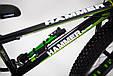 """Фэтбайк Горный велосипед """"S800 HAMMER EXTRIME"""" Колёса 20''х4,0. Алюминиевая рама '' Япония Shimano. Зеленый, фото 5"""