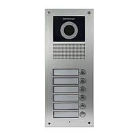 Відеопанель Commax DRC-6UC / з камерой 500 ТВЛ/ Pal на 6 абонентів/Обережно! Цінопад!
