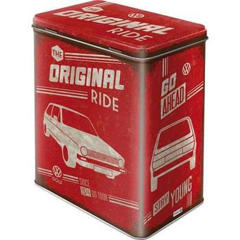 Коробка для хранения Nostalgic-Art VW Golf - The Original Ride L (30132)