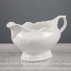 Молочник - 50 мл, Белая (Славянская Керамика)
