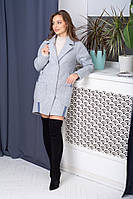 Женское стильное шерстяное пальто от 42 до 48 размера РАЗНЫЕ ЦВЕТА
