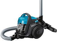 Компактный энергоэффективный пылесос BOSCH BGS05A221 Cleann'n (контейнер 1.5 л, двигатель HiSpin)
