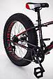 """Фэт Байк-Горный Велосипеды """"S800 HAMMER EXTRIME"""" Колёса 26''х4,0. Алюминиевая рама 17'' Япония Shimano., фото 9"""