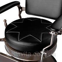 Парикмахерское мужское кресло STAR, фото 2