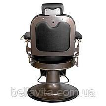 Парикмахерское мужское кресло STAR, фото 3