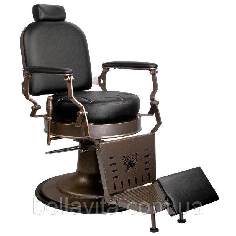 Парикмахерское мужское кресло STAR